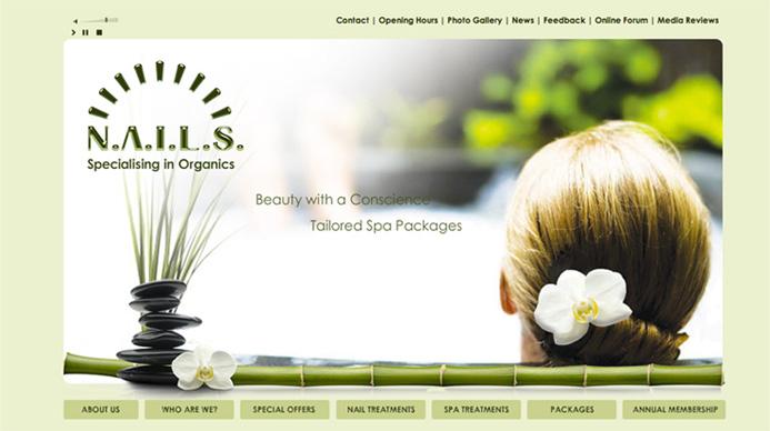 Nails Organic Spa